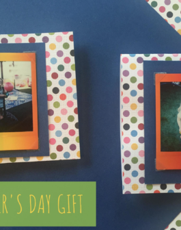 DIY Father's Day Gift with Fujifilm Instax mini