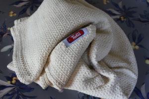 Organic Twill Blanket