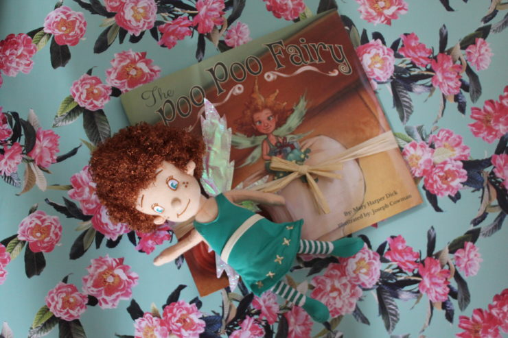 Paulina the Poo Poo Fairy