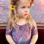 My little flower child or maybe hippy child Remy hashellip